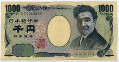Feeling like a thousand yen
