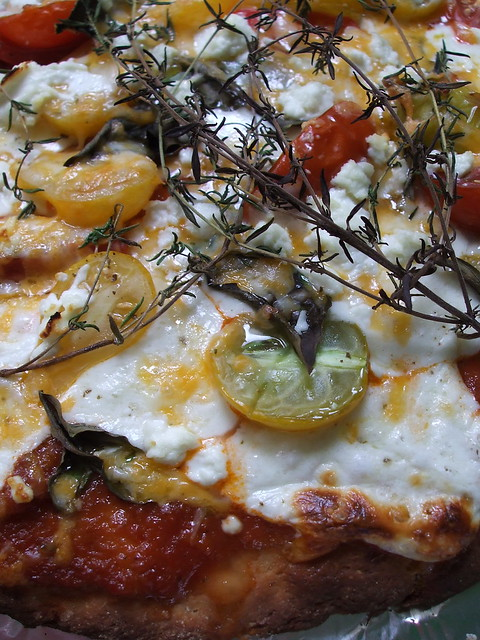 Whole Foods Pizza