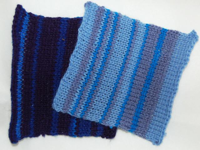 Knit a river