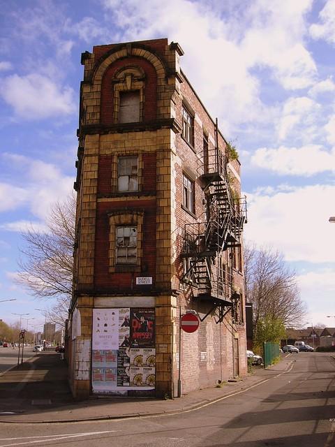 Sudell Street , Manchester, Panasonic DMC-FX5