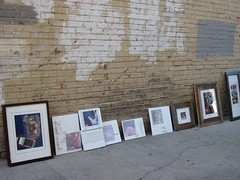 DIY Art Gallery 1