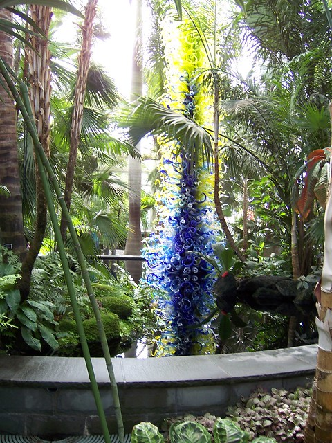 Chihuly Exhibit New York Botanical Garden By Intheburg Flickr Photo Sharing