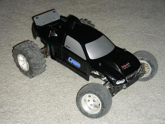 New Traxxas Cars