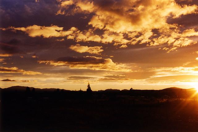 Dawn, Te Anau