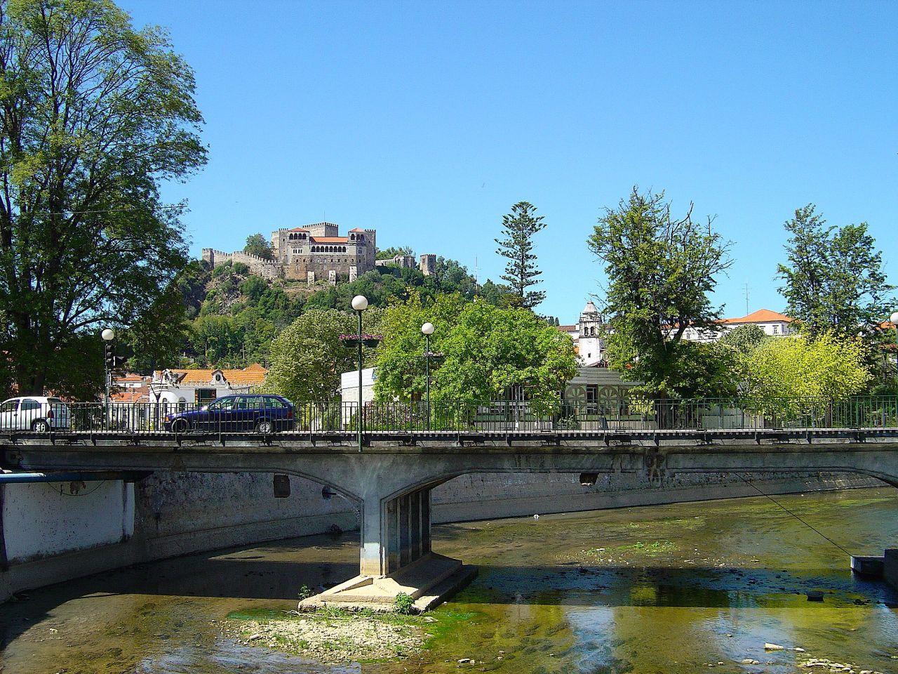 Ville de leiria le jardin du portugal for Ville du 51