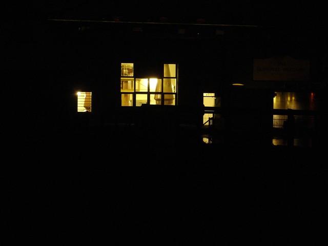 Glenlivet stills, view from our cottage
