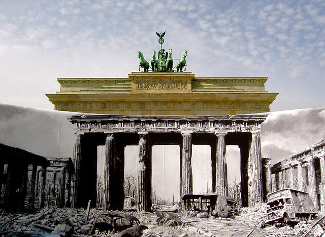 Brandenburg Gate Berlin Photo Berlin 39 s Brandenburg Gate Now
