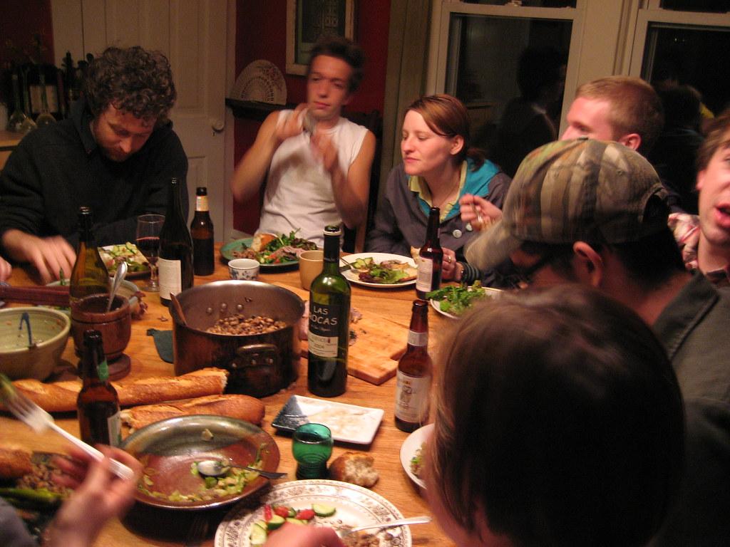 Dinner at 1105