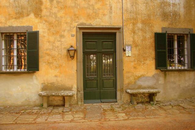 Orvieto, Tenula Le Velette Winery