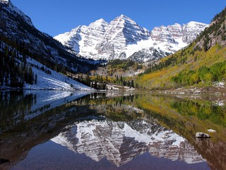 Aspen and Maroon Bells Denise 059