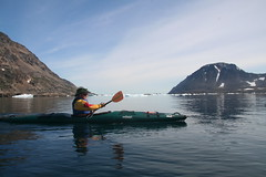 Expedition in Greenland 2006