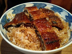 meal, steamed rice, tonkatsu, unadon, unagi, food, dish, cuisine, teriyaki,