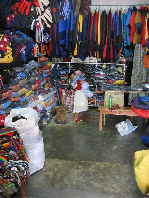 Photo:Fewa Trecking Shop in Lakeside, Pokhara By shinyai