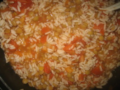 food grain, yeung chow fried rice, rice, spanish rice, produce, food, pilaf, dish, fried rice, cuisine,