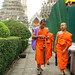 Wat Arun's Monks