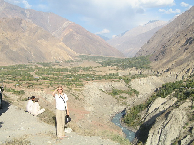 Me, and the route ahead to Mastuj