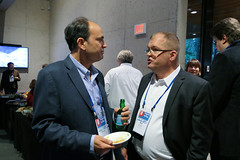 MW18 Conference Reception