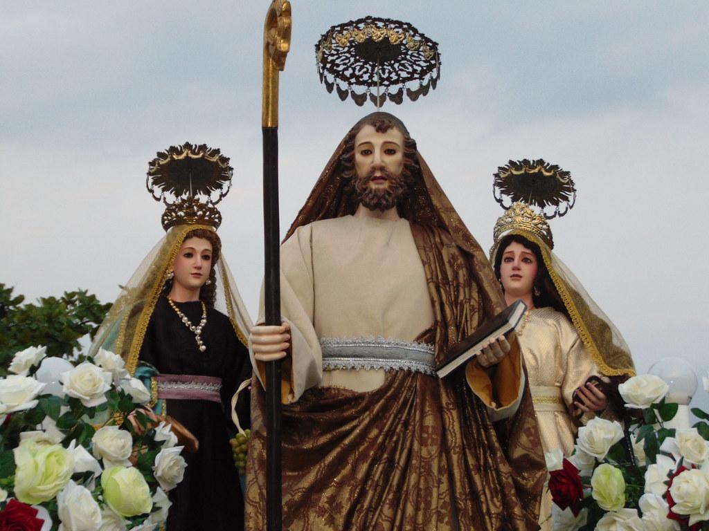 Martha, Lazarus and Mary of Bethany | Pandi, Bulacan