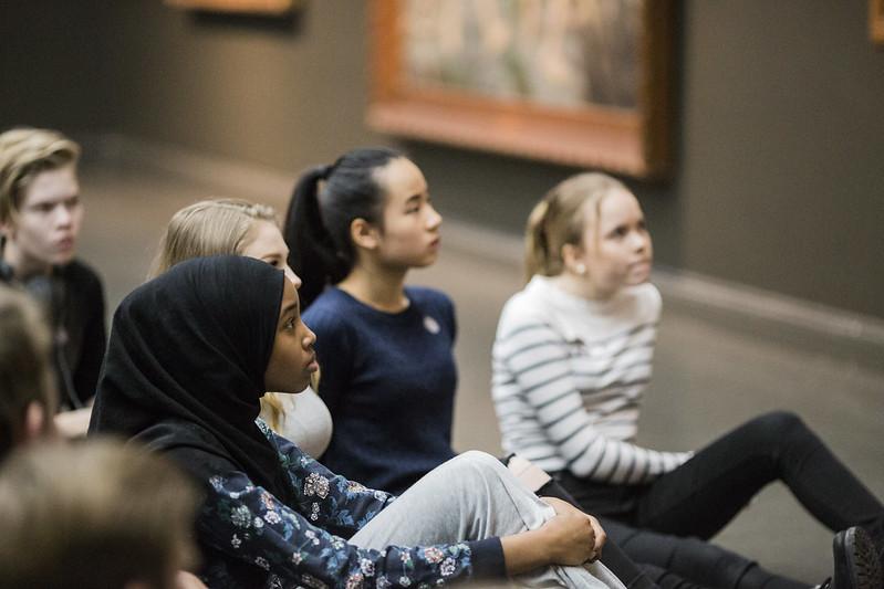 Culture Leap: Educational Programme, FINLAND
