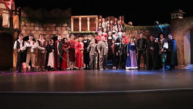 2017 Romeo & Juliet: A Transformative Musical