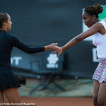 Venus Williams, Madison Keys