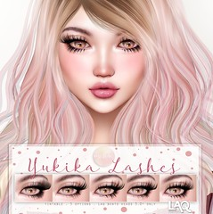 New Yukika Lashes
