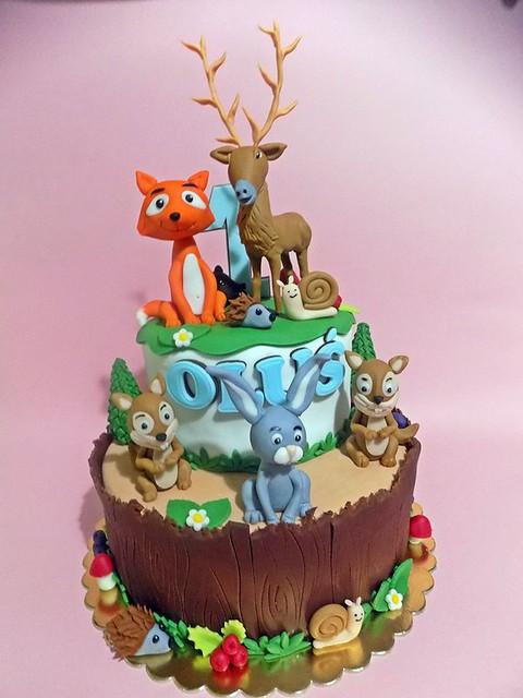 Cake by Artystyczne Torty