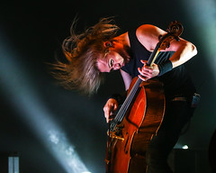 Apocalyptica Plays Metallica By Four Cellos Live at Uptown Theater 2018