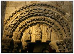 Capela de Santa María da Corticela, Catedral de Santiago de Compostela (A Coruña, Galicia, España)