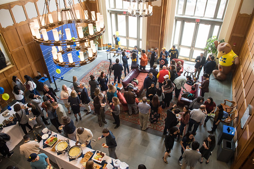 Ford School Grad Open House 2018