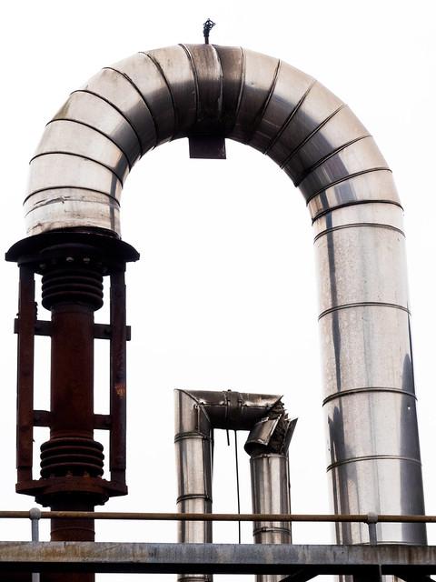 Industrial pipe, Panasonic DMC-FZ330
