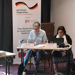 2018-04-23 Podgorica Montenegro, Nico and Sophie