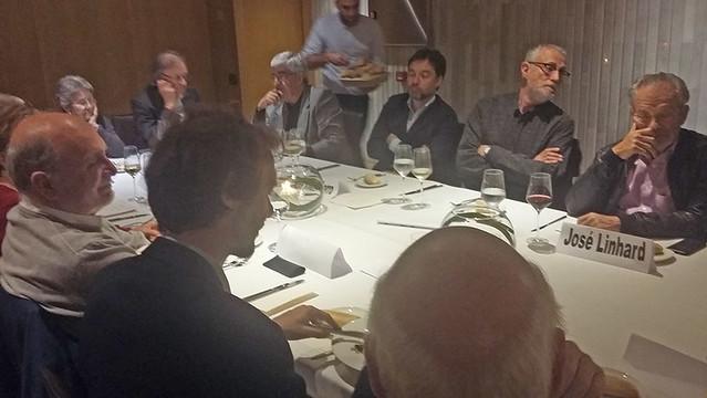 Tertúlia-Sopar Claris- Itàlia