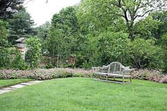 Formal Garden pathway