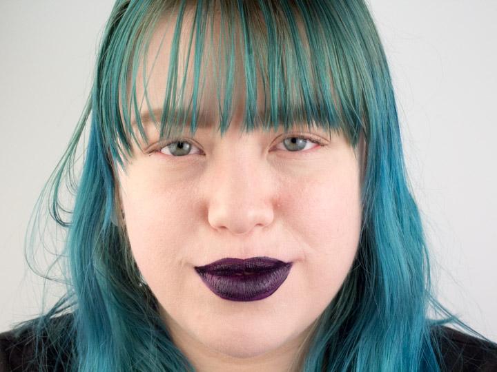 Liquid Suède Cream Lipstick in Oh, Put it on