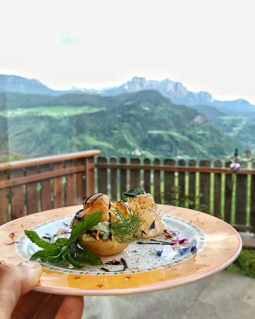 Vista montagna Alto Adige - Maggio 2018