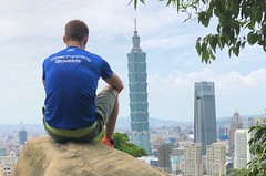 Zuzka Krchová třetí na MS v běhu do schodů v Číně
