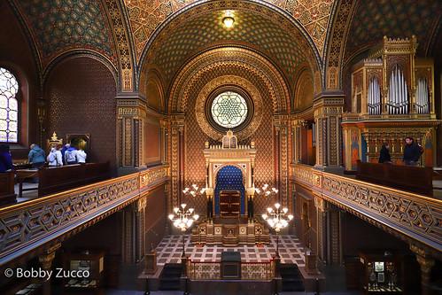 The Spanish Synagogue, Prauge