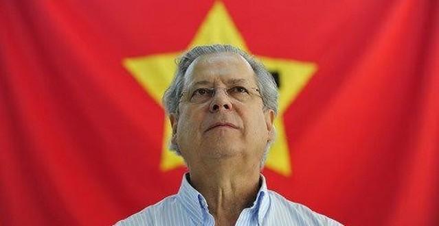 Dirceu participa de encontro do PT em porto Alegre em 2013 - Créditos: Foto: PT