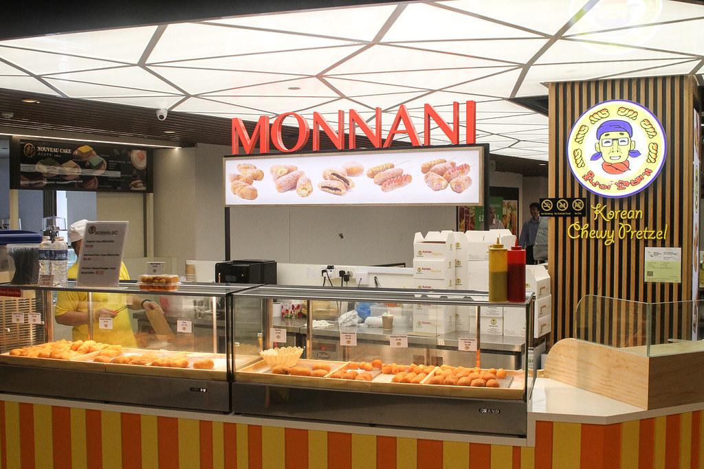 Monnani Kwabaeggi店面
