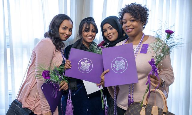 Sigma Theta Tau Induction Ceremony (Nursing), 4/4/18