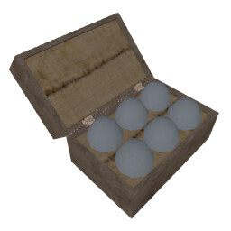 Kenshi Game - Clutter Remesh Mod - Icon -Eggs6WoodBox_icon
