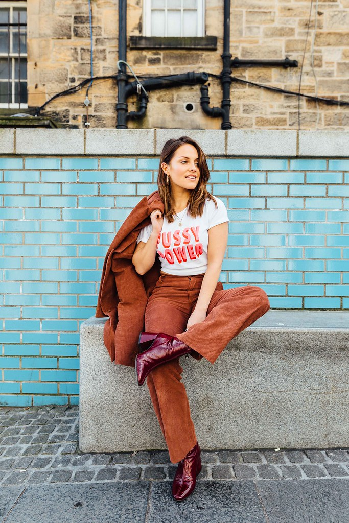 The Little Magpie Week in Outfits Street Style Edinburgh