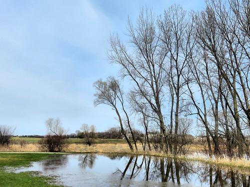 Jones Meadow flood 20180426
