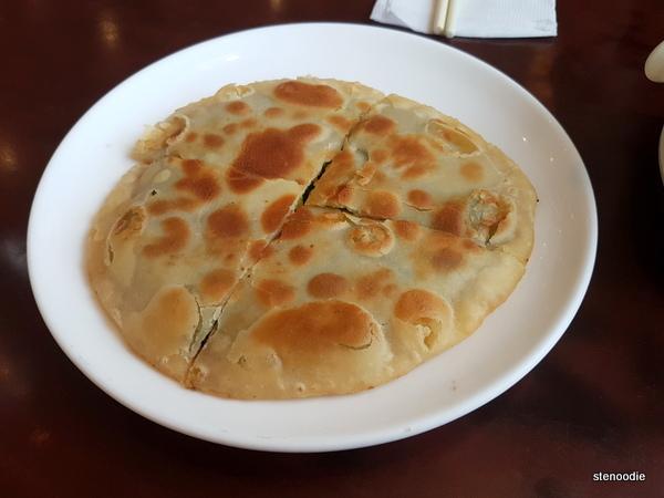 Leek Egg Pancake