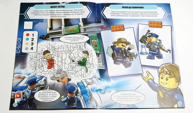 RECENZJA LEGO® City. Witamy w policji (5)