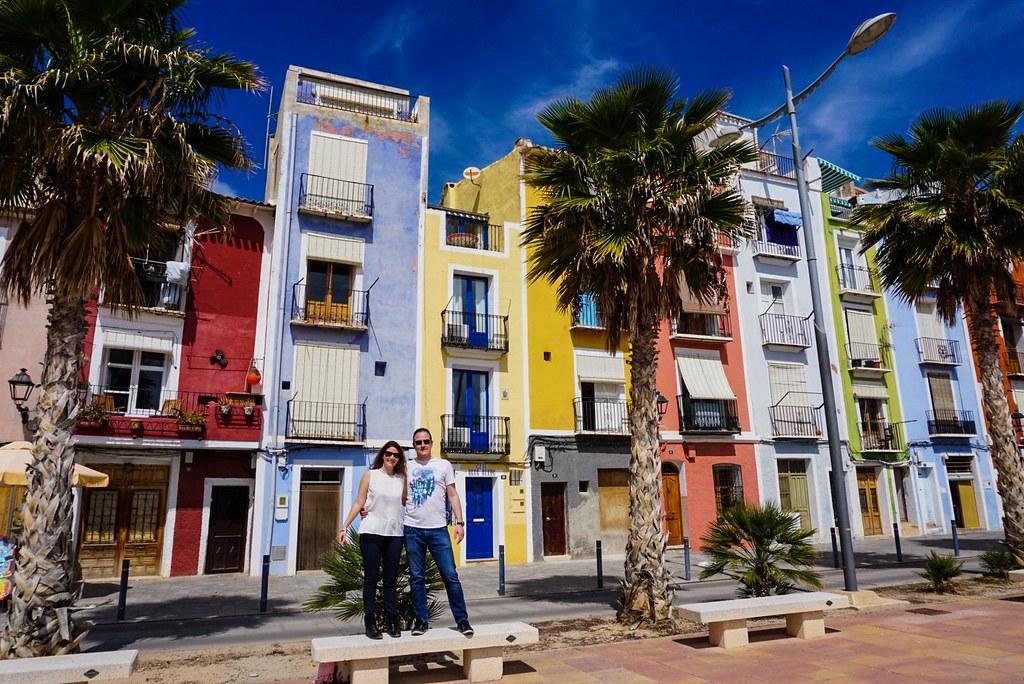 Vilajoyosa, Alicante