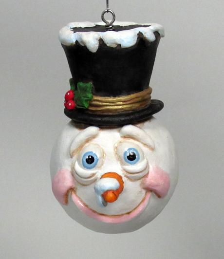 SnowmanHollyHatF