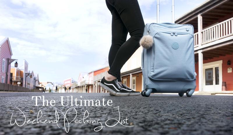 Kipling Suitcase Disneyland Paris Tekst