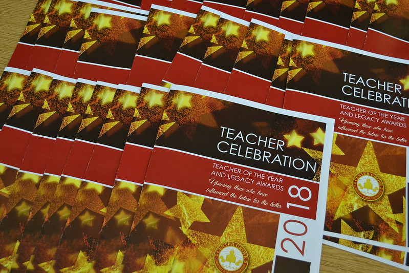 2017-18 Teacher Celebration: Legacy Award Winners